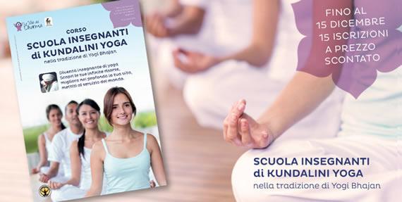 La Scuola Insegnanti di Kundalini Yoga